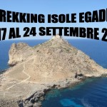 Trekking Isole Egadi